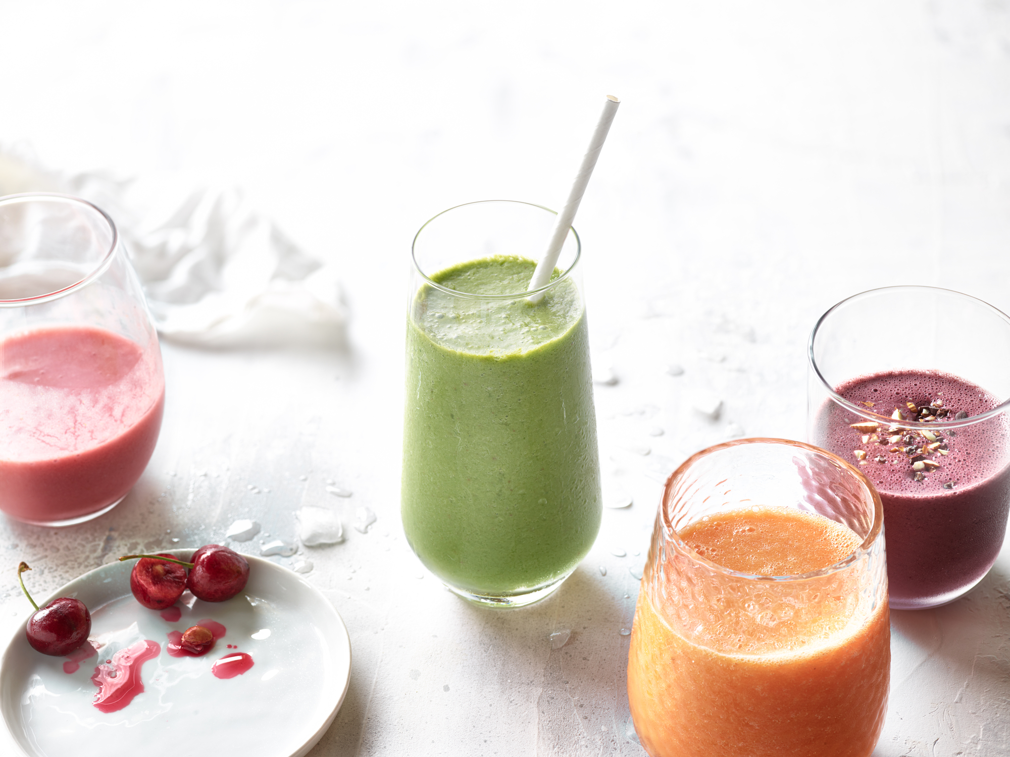 Making Large-Batch Smoothies at Home